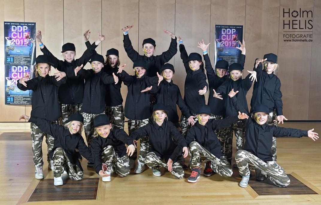 15. DDP Cup 2015 im Congress Center   KcD - Minis aus Kamenz Dresden  © Foto :  Holm Helis 310115