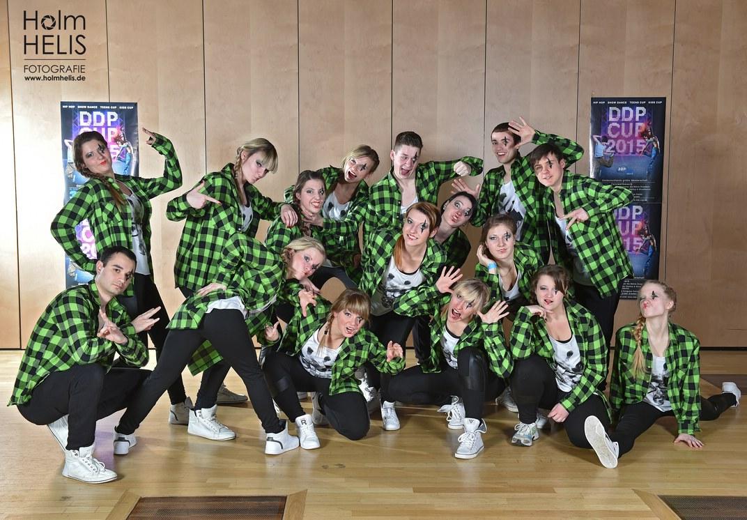 15. DDP Cup 2015 im Congress Center  J-RockerZ  aus Zittau Dresden  © Foto :  Holm Helis 310115