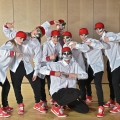 15. DDP Cup 2015 im Congress Center  KcD- Thunder Step aus Kamenz Dresden  © Foto :  Holm Helis 310115