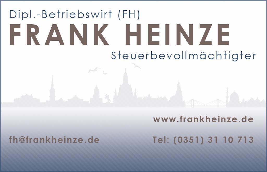 DDP CUP 2018 Dresden Sponsoren und Partner Frank Heinze Steuerberater