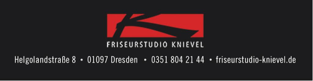 DDP CUP 2018 Dresden Sponsoren und Partner Knievel Friseur
